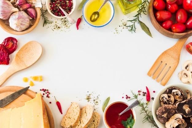 Ingredientes necesarios para la receta de salchichas al vino